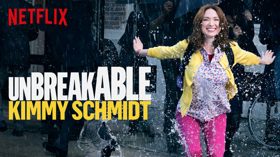 1. Unbreakable Kimmy Schmidt