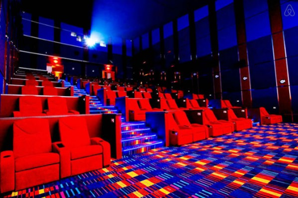 3. Newport Ultra Cinema, Newport City