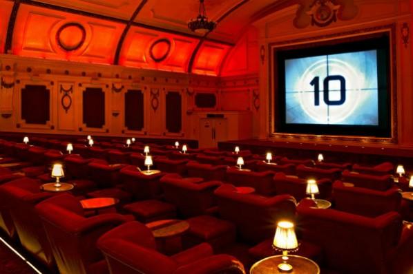 4. Electric Cinema, en Notting Hill, Londres