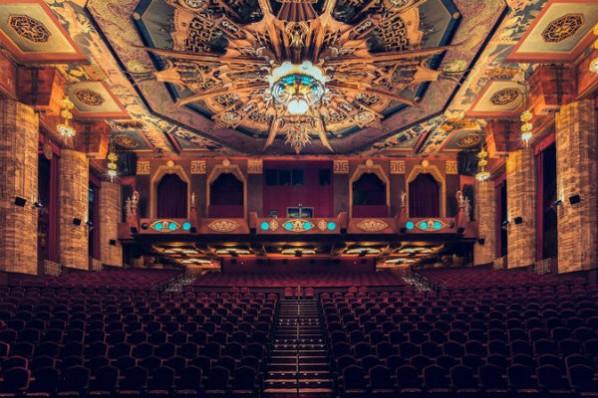 8. Teatro Egipto, Los Angeles
