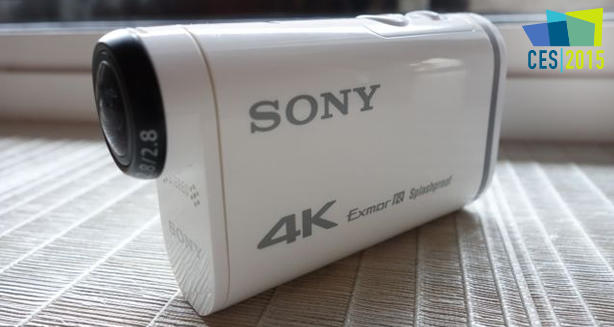 Action Cam FDR-X100V-Sony