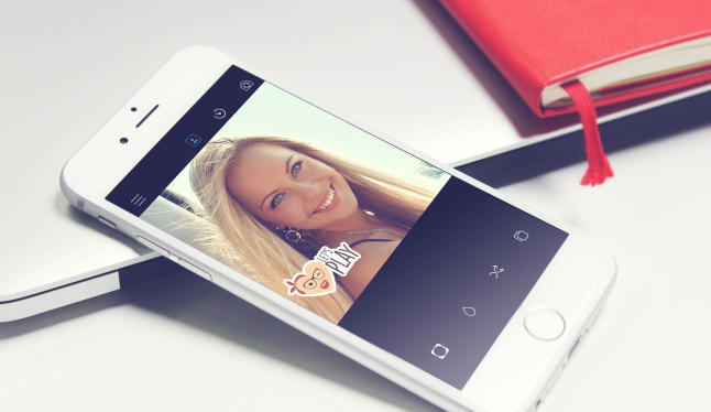 """BightCam permite capturar """"selfies"""" de forma automática"""