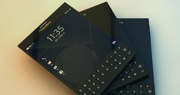 Blackberry -Passport