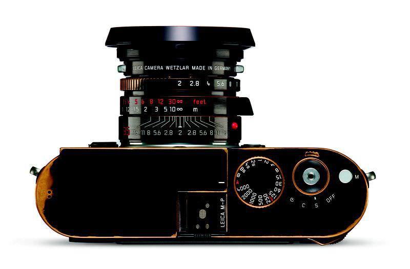 Cámara-Leica M-P
