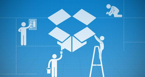 Dropbox - mobiles - Windows