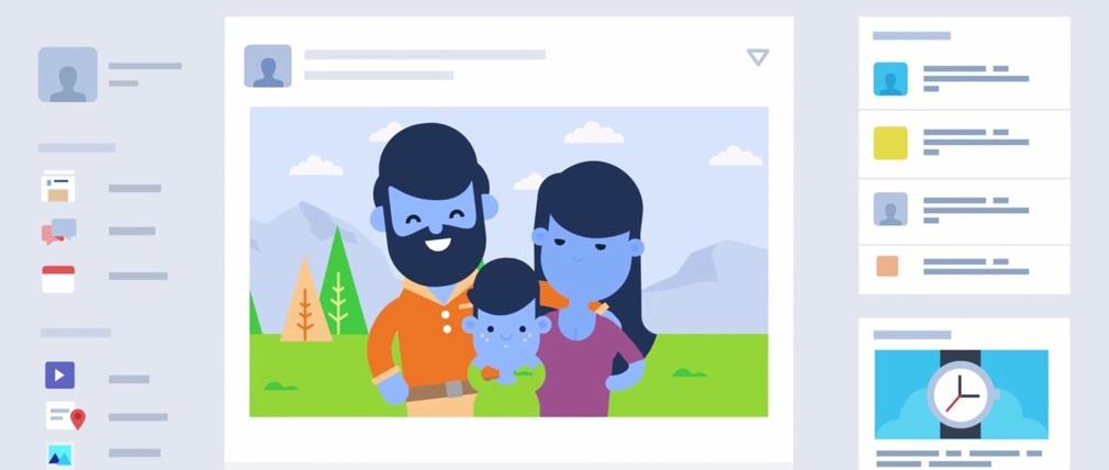 Facebook-normas