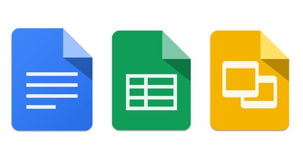 Google-Docs- Sheets-Slides