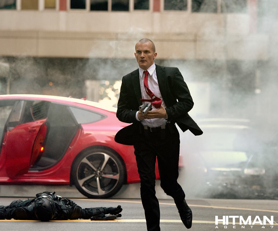 Hitman-Agente 47