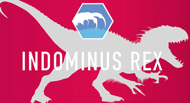 Indominus Rex-Jurassic World-1