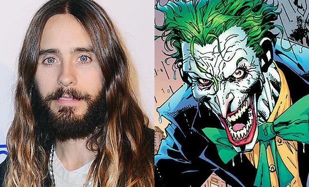 Jared Leto-Joker