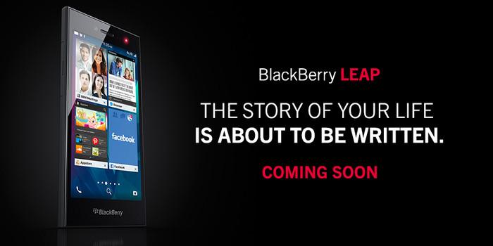 Leap - BlackBerry