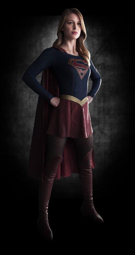 Melissa Benoist -Supergirl-1
