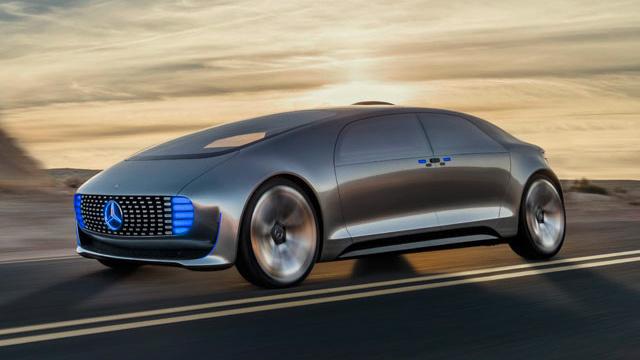 Mercedes-Benz -F 015-1