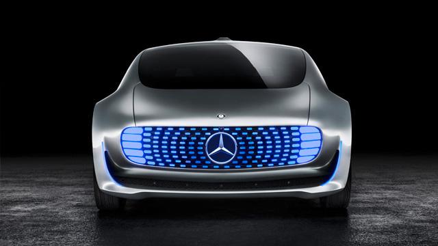 Mercedes-Benz -F 015-3