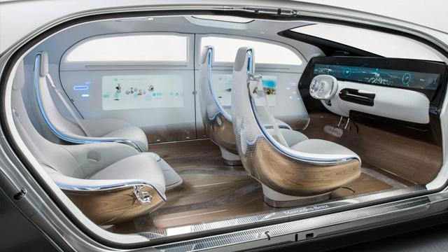 Mercedes-Benz -F 015-4
