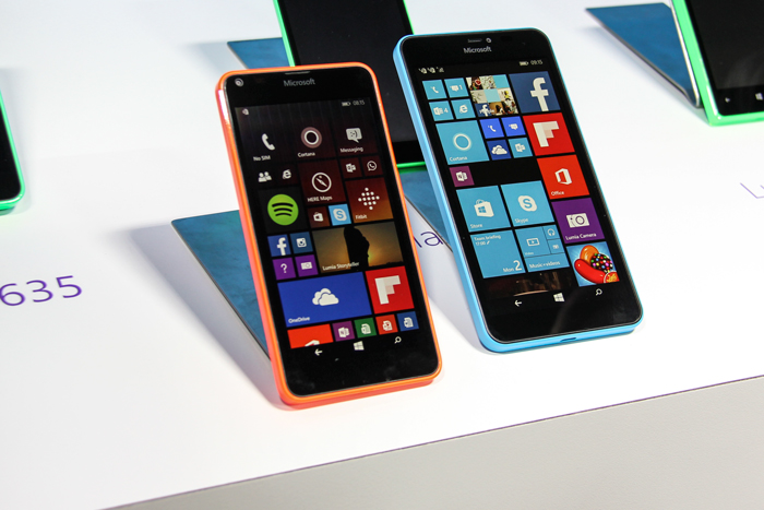Microsoft - Lumia 640 - Lumia 640 XL