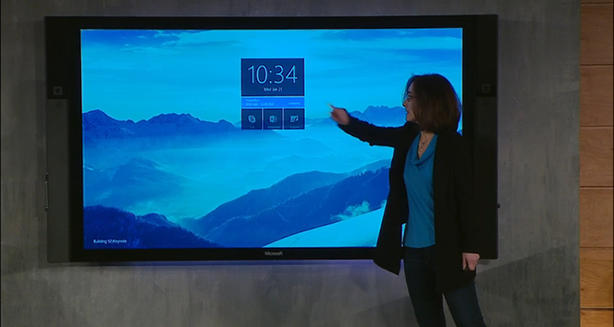 Microsoft- Surface Hub-1