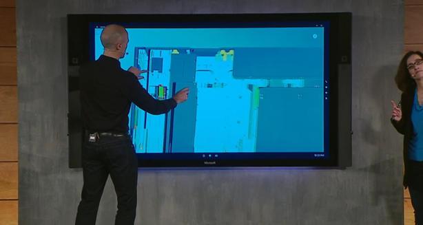 Microsoft- Surface Hub-2