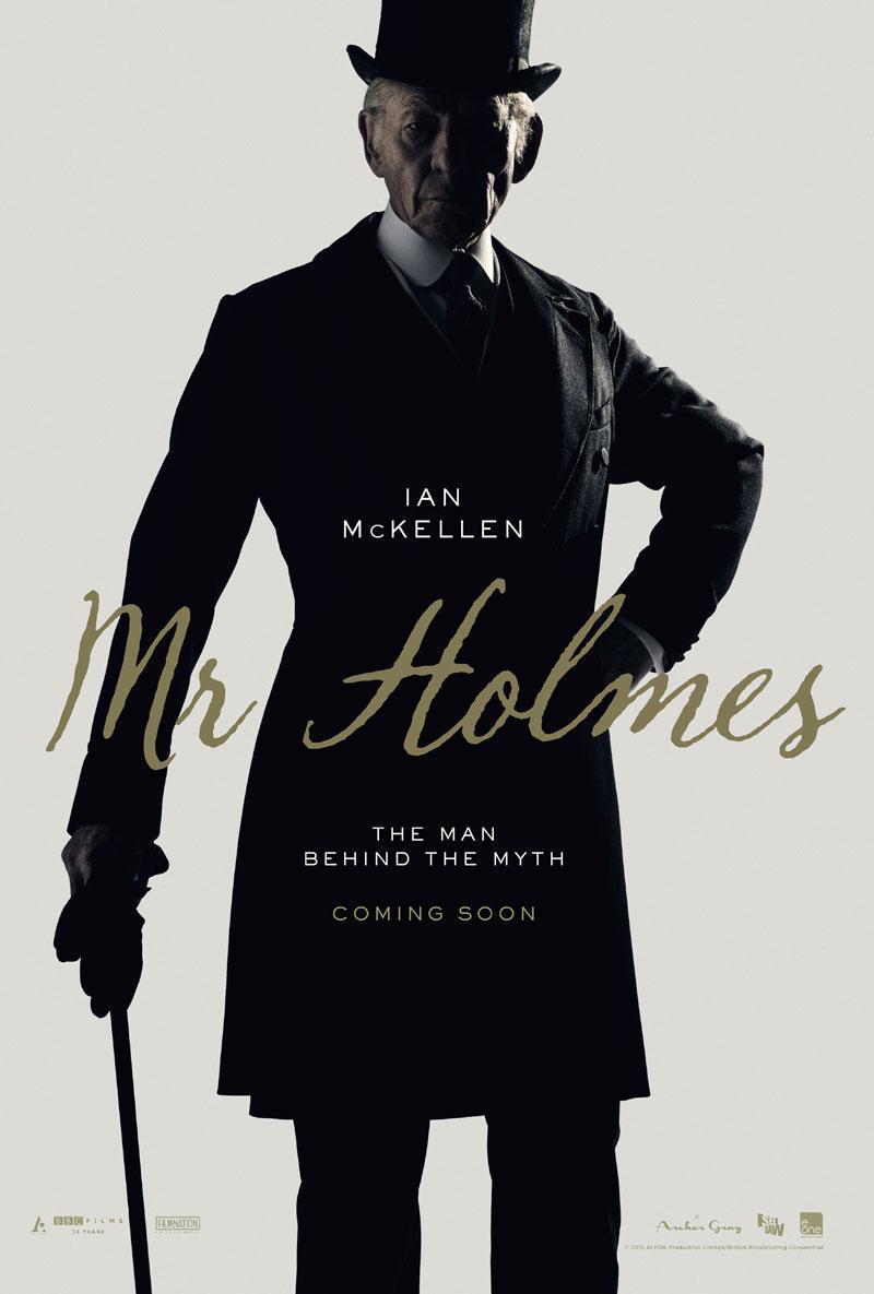 Mr. Holmes- Ian McKellen