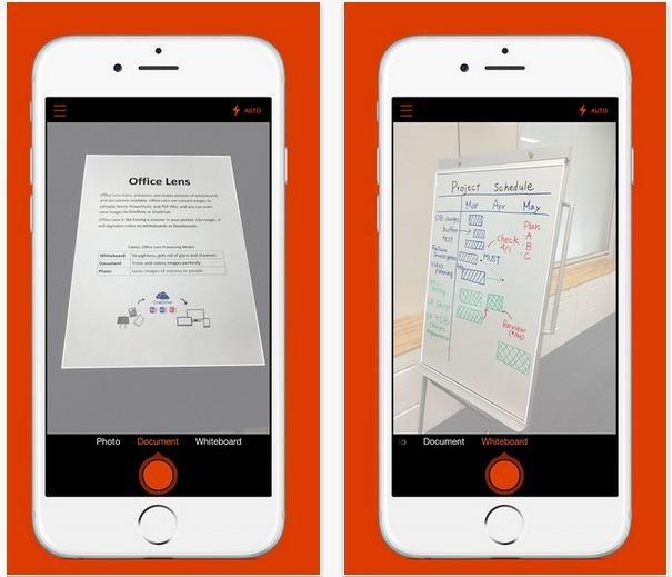 Office Lens-iOS