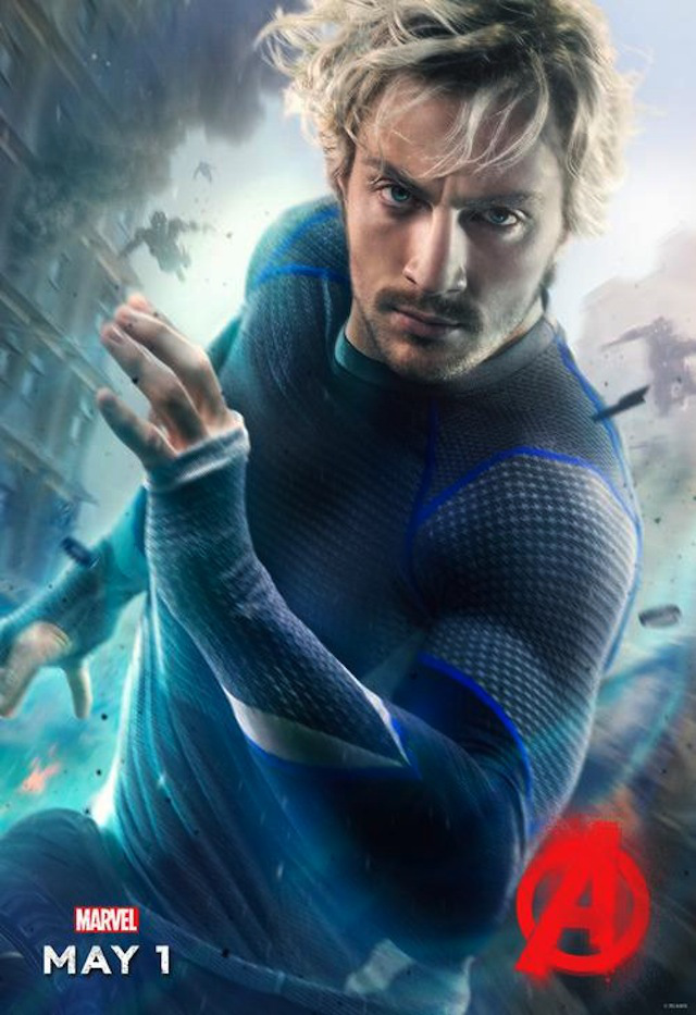 Quicksilver - Avengers