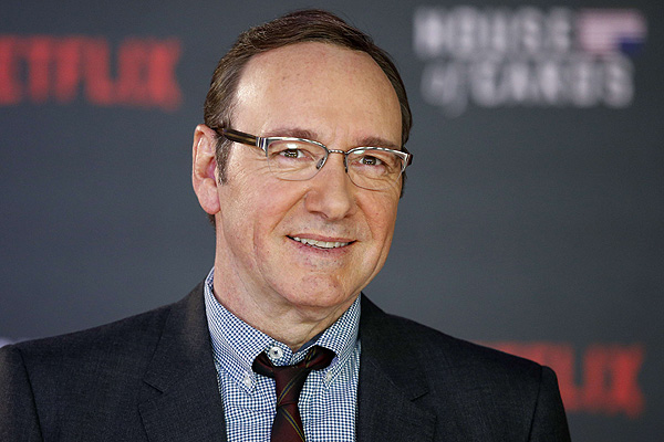 Race for the White House - Kevin Spacey