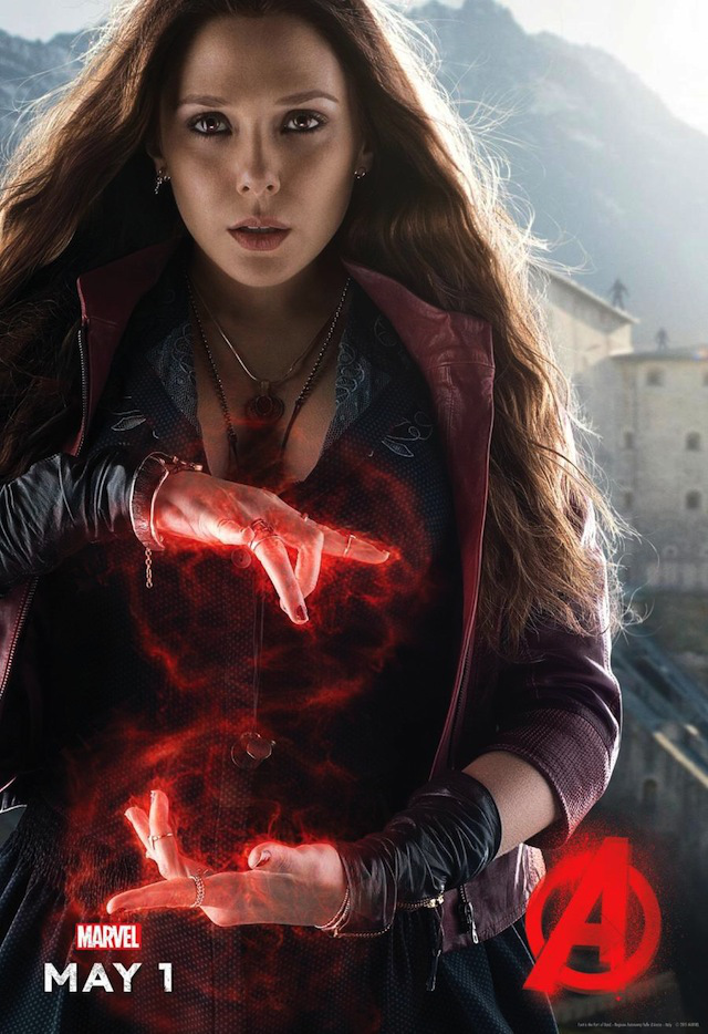 Scarlet Witch - Avengers