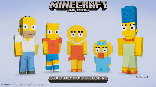 Simpsons-Minecraft-1