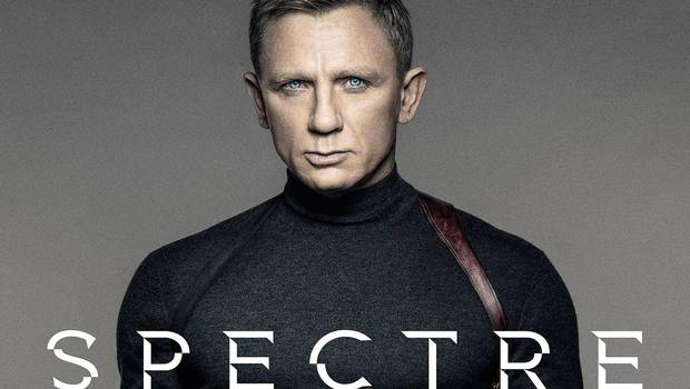 Spectre-teaser póster