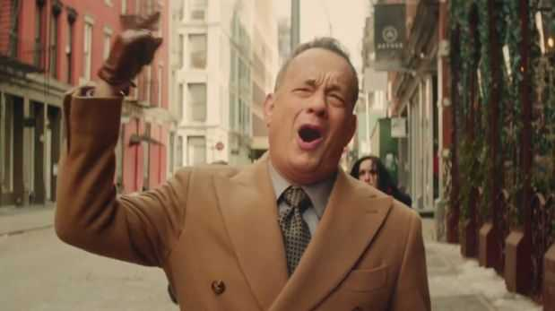 Tom Hanks - Carly Rae Jepsen
