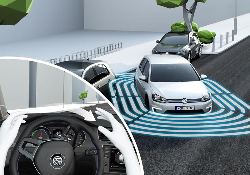 Volkswagen-estacionar-automatico