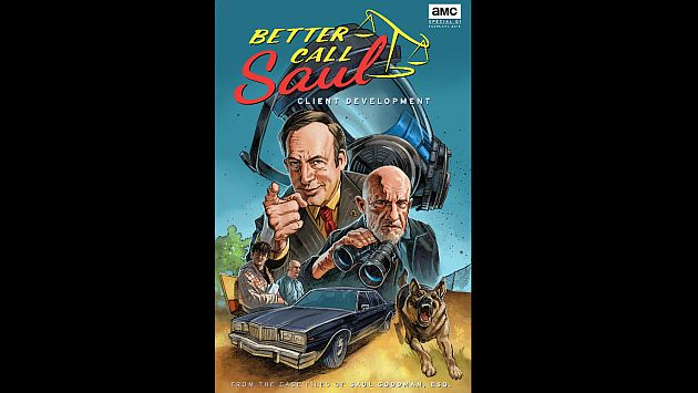 better call saul-comic