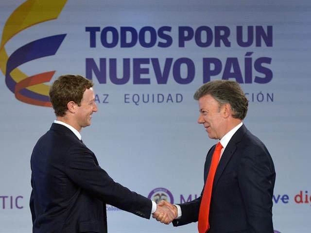 facebook a la colombiana