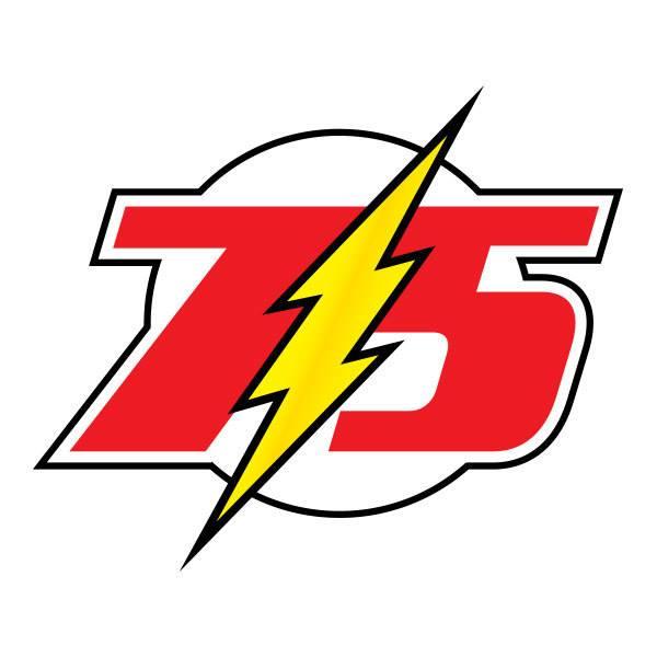 flash 75 años