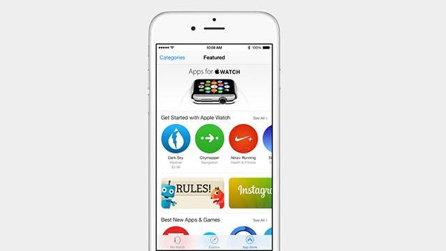 iOS 8.2  - Actualización