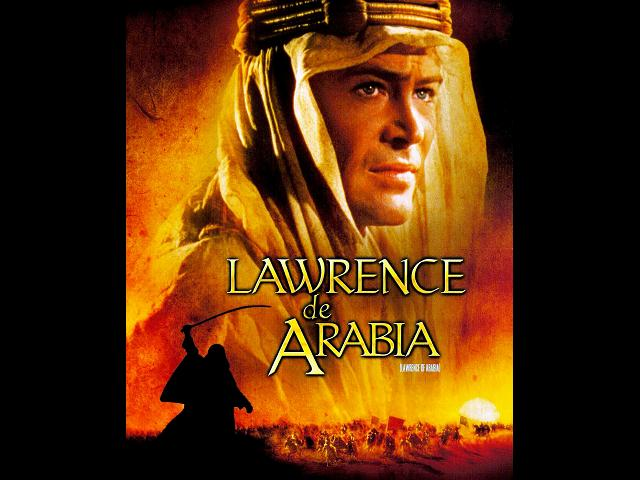 1. Lawrence de Arabia