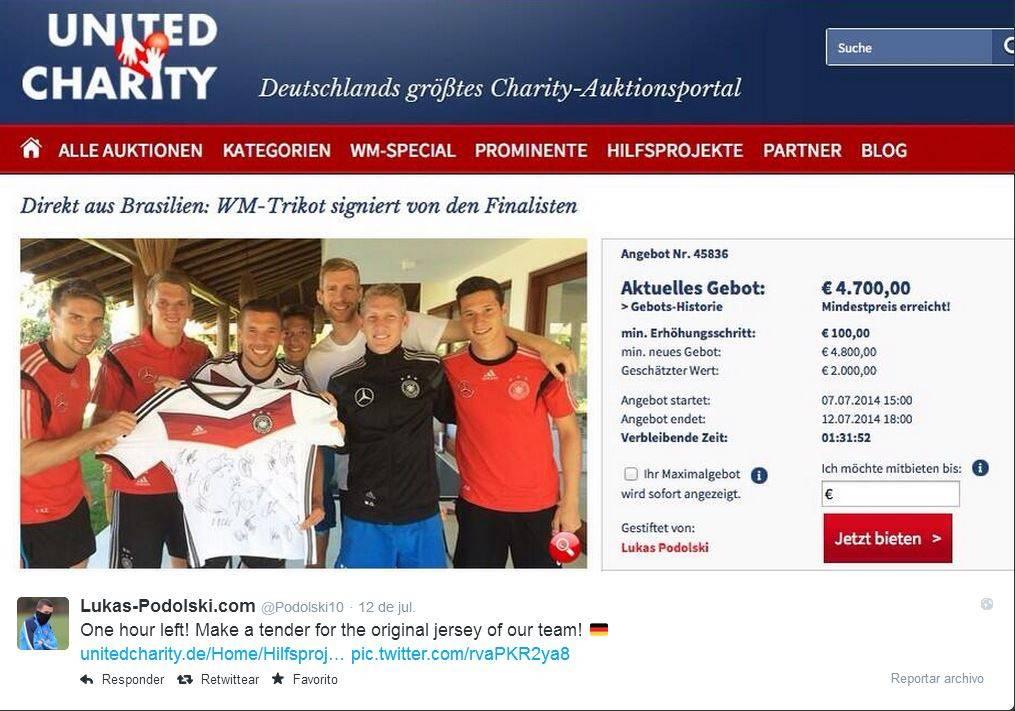 Alemania-caridad