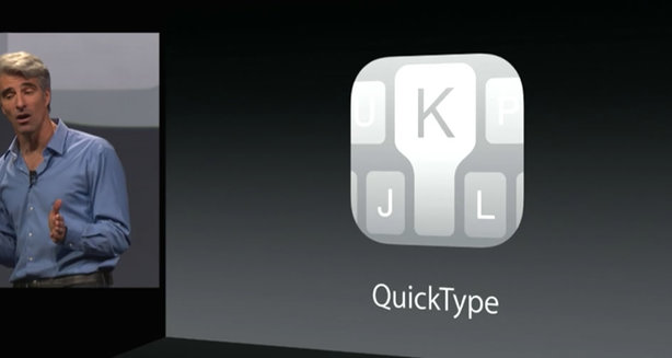 Apple-QuickType