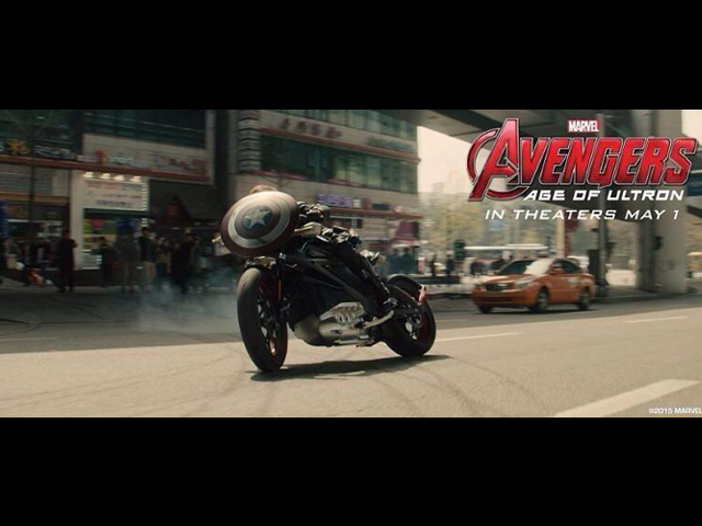 Avengers Age of Ultron - 2