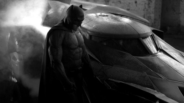 Ben Afflec como Batman