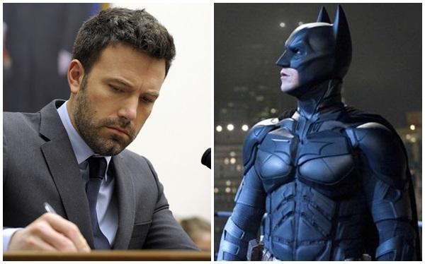 Ben- Batman