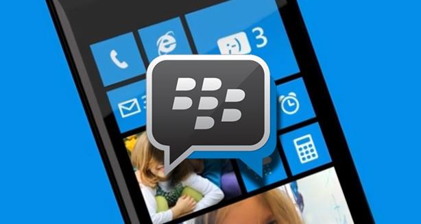 Beta de BBM -Windows Phone