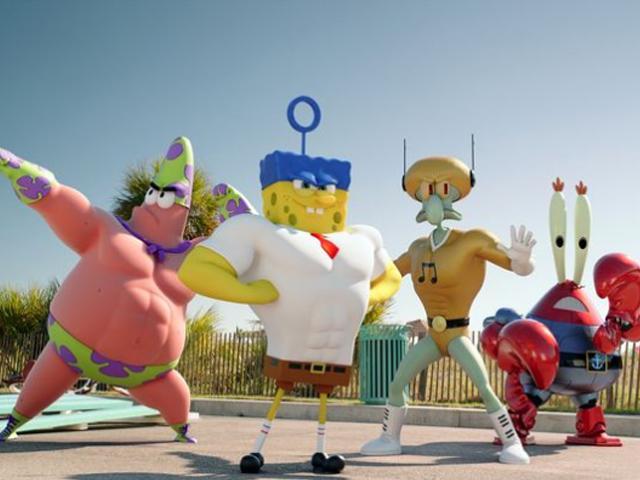 Bob Sponge-película