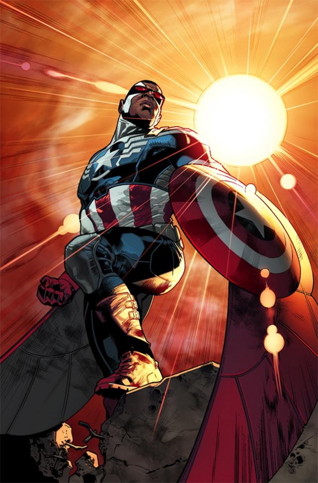 Capitan América-falcon