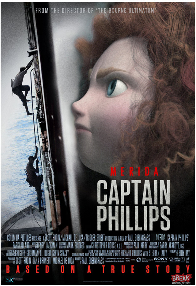 Capitan Philips pixar