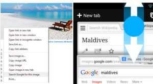 Chrome 30 Android