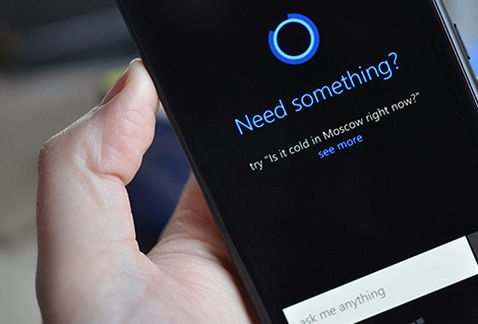 Cortana de Microsoft