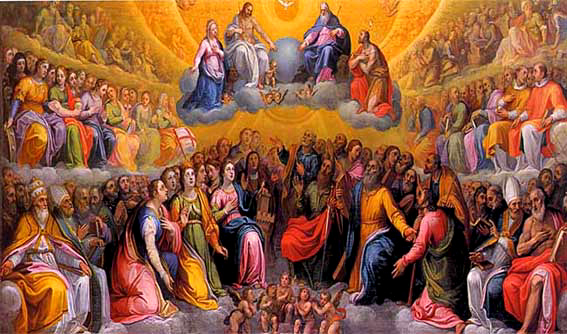 Día de los santos
