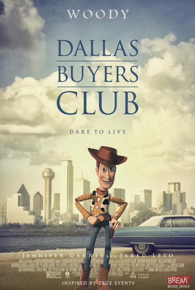 Dallas Buyers pixar