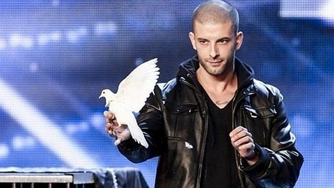 Darcy Oake- Britainś Got Talent